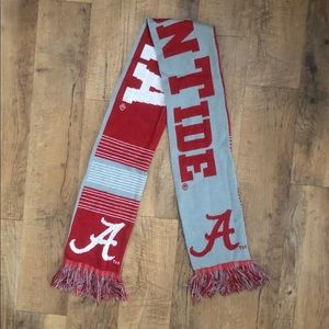 Accessories - University Of Alabama - Crimson Tide Knit Scarf